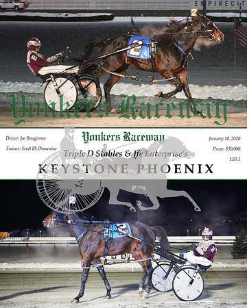 20200118 Race 6- Keystone Phoenix