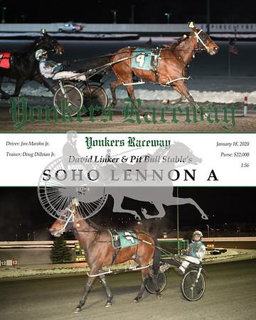 20200118 Race 10- Soho Lennon A