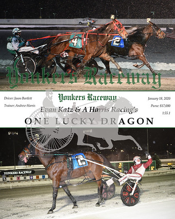 20200118 Race 3- One Lucky Dragon