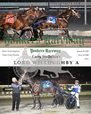 20200118 Race 5- Lord Willoughby A