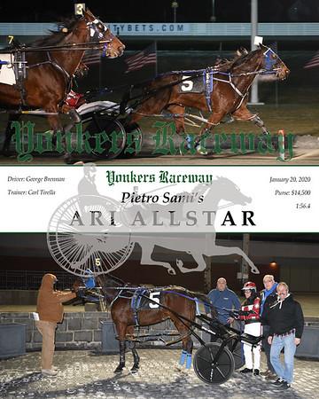 20200120 Race 1-Ari AllStar
