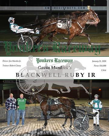 20200121 Race 10- Blackwell Ruby IR