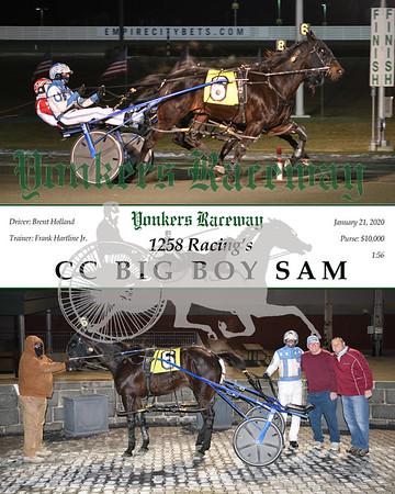 20200121 Race 1- CC Big Boy Sam