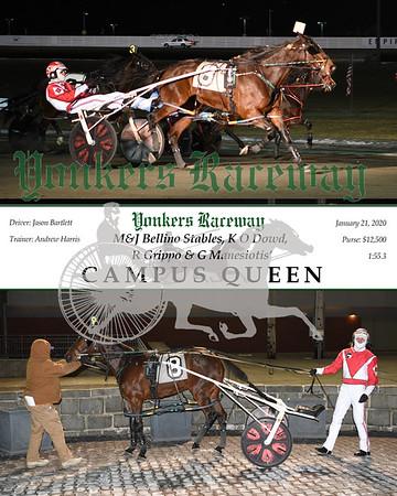 20200121 Race 6- Campus Queen