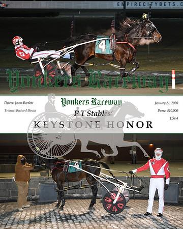 20200121 Race 4- Keystone Honor