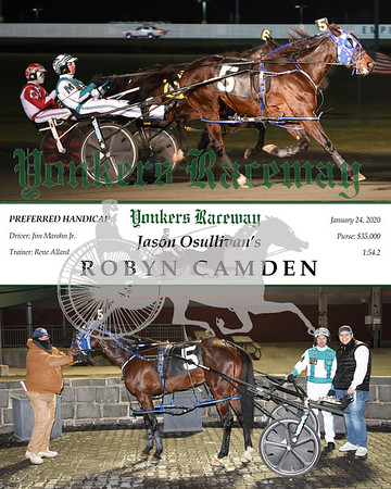 20200124 Race 11- Robyn Camden