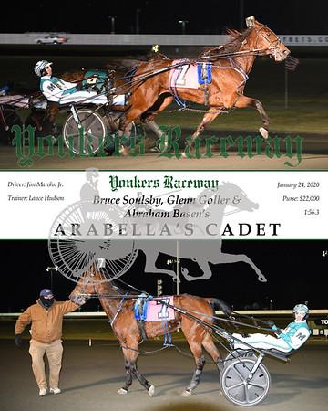 20200124 Race 10- Arabella's Cadet