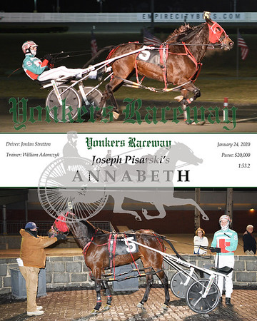 20200124 Race 7- Annabeth