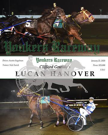 20200125 Race 2- Lucan Hanover