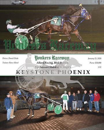 20200125 Race 3- Keystone Phoenix