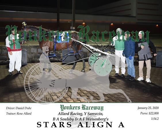 20200125 Race 9- Stars Align A 1
