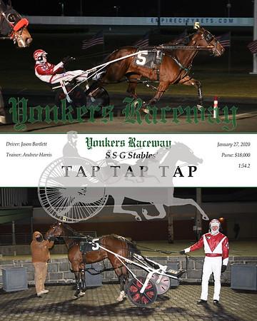20200127 Race 10- tap tap tap