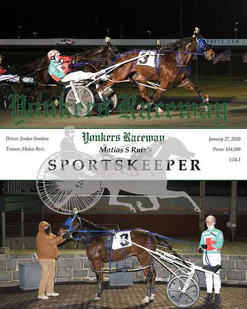20200127 Race 8- Sportkeeper
