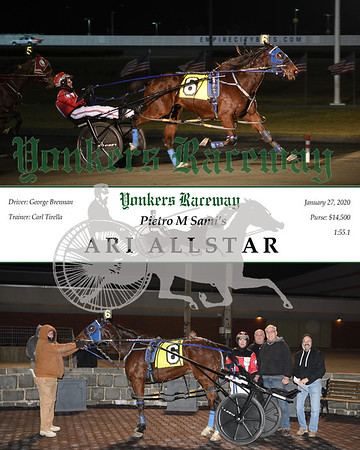 20200127 Race 6- Ari Allstar