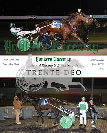 20200127 Race 5- Trente Deo