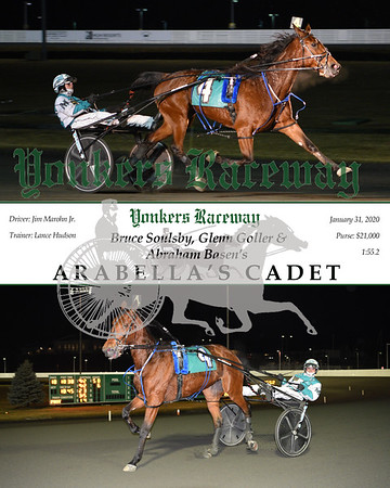 20200131 Race 10- Arabella's Cadet