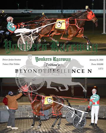 20200131 Race 1- Beyondthesilence N