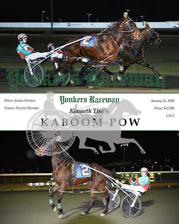 20200131 Race 3- Kaboom Pow
