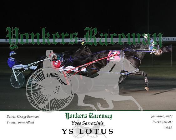 20200106 Race 8- YS Lotus