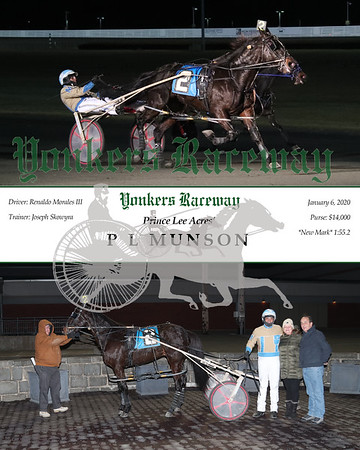 20200106 Race 2- P L Munson