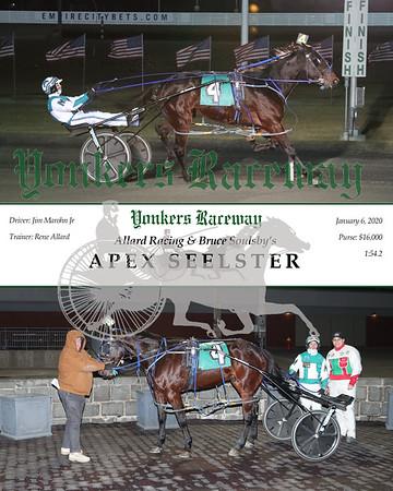 20200106 Race 4- Apex Seelster