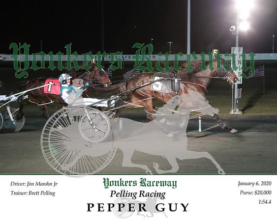 20200106 Race 11- Pepper Guy 2