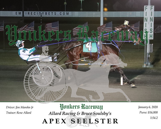 20200106 Race 4- Apex Seelster 2