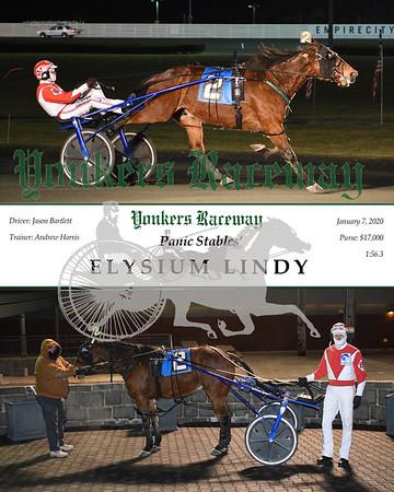 20200107 Race 10- Elysium Lindy