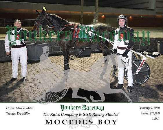 20200109 Race 3- Mocedes Boy 1