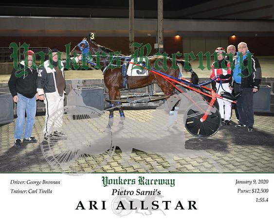 20200109 Race 8- Ari Allstar 1