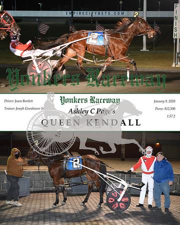 20200109 Race 6- Queen Kendall