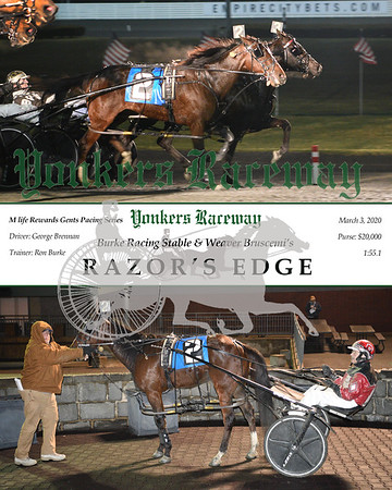 20200303 Race 4- Razor's Edge