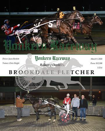 20200309 Race 5- Brookdale Fletcher