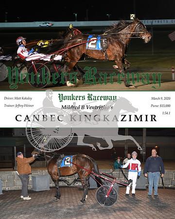 20200309 Race 7- Canbec Kingkazimir