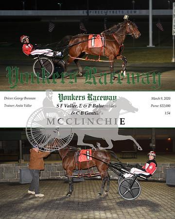 20200309 Race 12- Mcclinchie