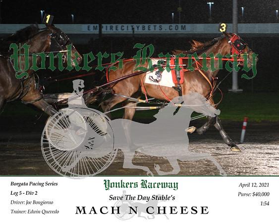 20210412 Race 5- Mach N Cheese