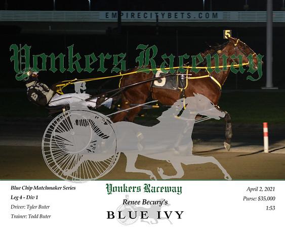 20210402 Race 2- Blue Ivy