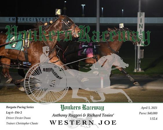 20210405 Race 6- Western Joe