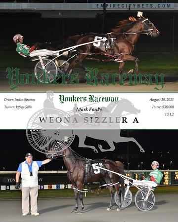 20210830 Race 8- Weona Sizzler A