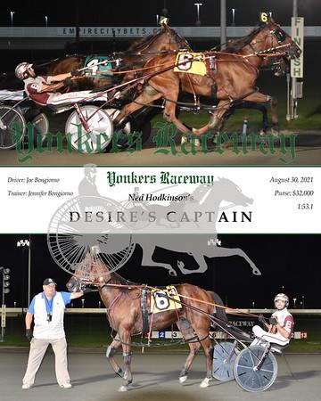 20210830 Race 4- Desire's Captain