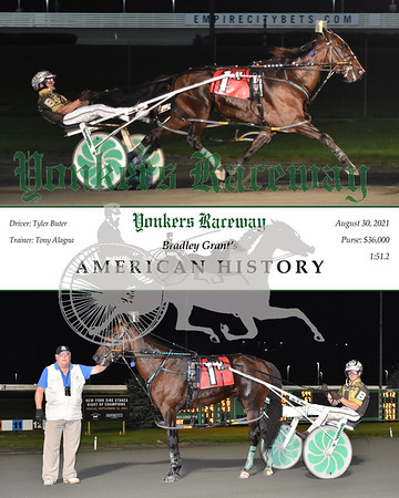 20210830 Race 11- American History