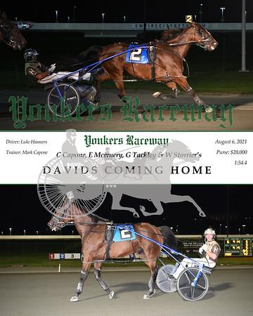 20210806 Race 6- Davids Coming Home