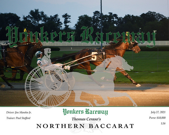 20210727 Race 3-Northern Baccarat