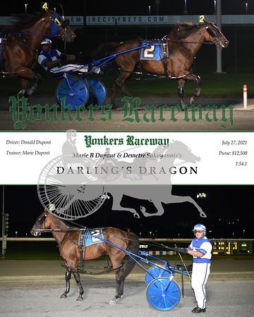 20210727 Race 5- Darling's Dragon