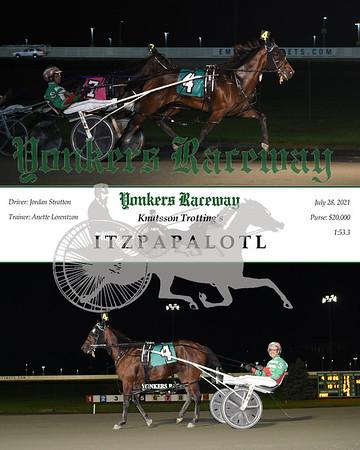 20210728 Race 9-Itzpapalotl