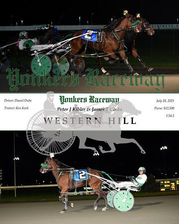 20210728 Race 11-Western Hill