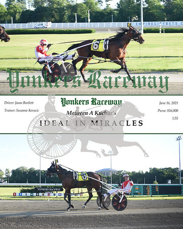 20210616 Race 1- ideal in miracles