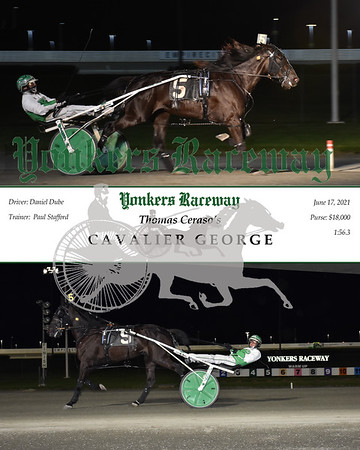 20210617 Race 11- cavalier george
