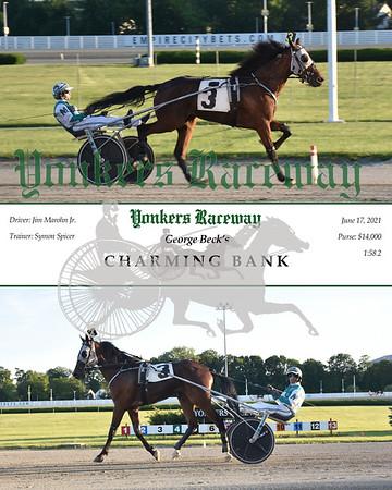 20210617 Race 2-charming bank