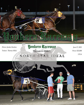 20210617 Race 10- north star ideal